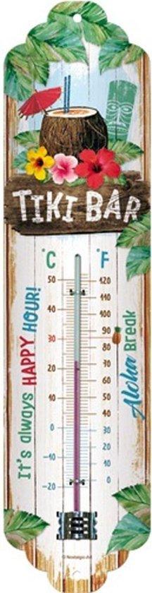 Thermometer - Tiki Bar