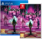 PQube Dusk Diver - Day One Edition video-game PlayStation 4 Engels