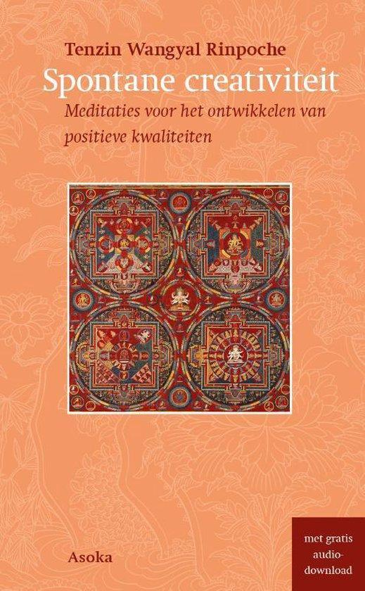 Spontane creativiteit - Tenzin Wangyal Rinpoche   Fthsonline.com