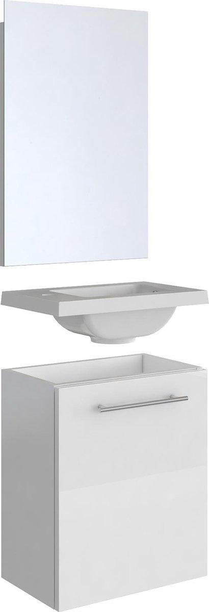 Allibert Belem fonteinmeubel / toiletmeubel
