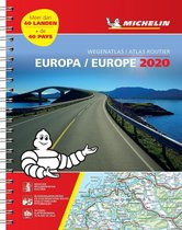 *ATLAS MICHELIN EUROPE 2020