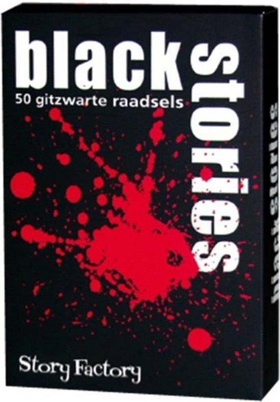 Black Stories - Denkspel