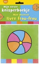 Mijn eerste knisperboekje / mon premier livre frou-frou
