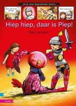 Strip voor beginnende lezers - Hiep hiep, daar is Piep!