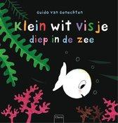 Clavis Klein wit visje diep in de zee. 2+