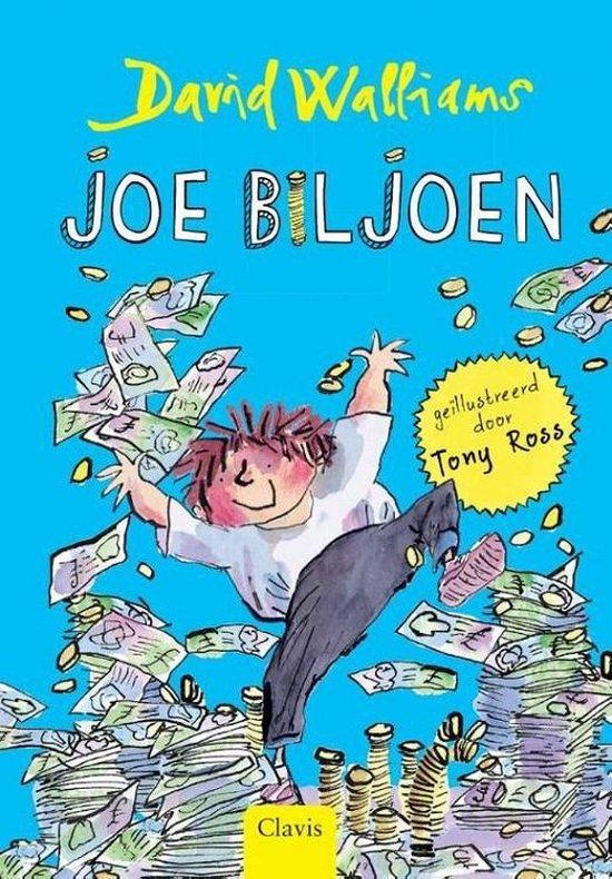 Joe Biljoen - David Walliams   Readingchampions.org.uk