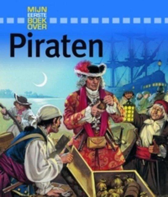Mijn eerste boek over... - Mijn eerste boek over piraten - Barnaby Harward |