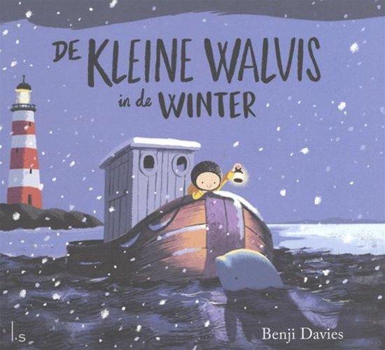 De kleine walvis in de winter - Benji Davies pdf epub