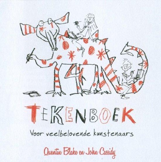 Tekenboek voor veelbelovende kunstenaars - Quentin Blake |