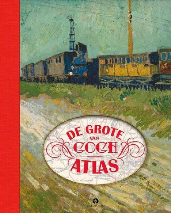 De grote van Gogh atlas - Nienke Denekamp |