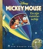 Gouden Boekjes - Mickey Mouse en zijn ruimteschip