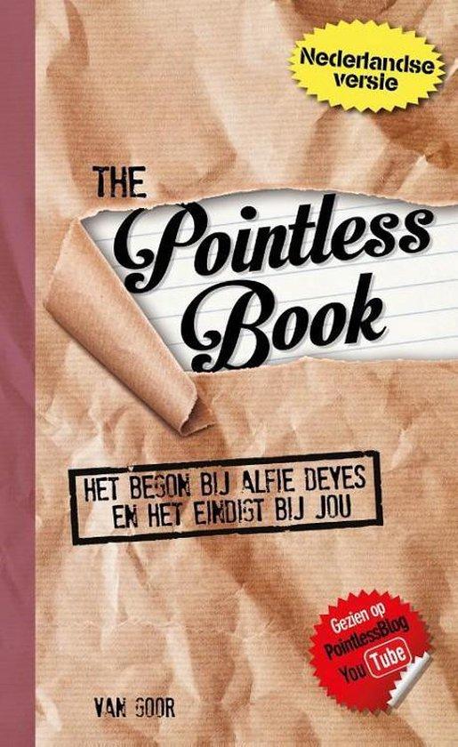 The Pointless Book - Alfie Deyes |