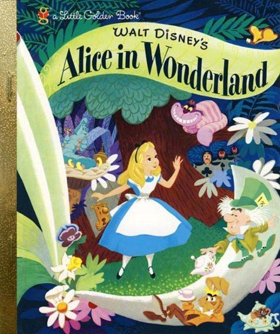 Gouden Boekjes - Alice in Wonderland