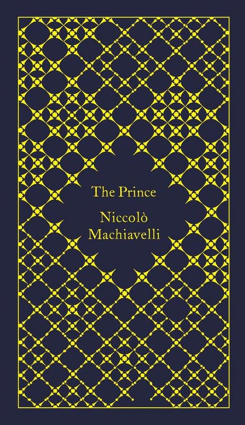 Boek cover The Prince van Niccolò Machiavelli (Hardcover)