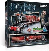Wrebbit 3D Puzzel - Harry Potter Hogwarts Express - 460 stukjes