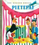 Boekomslag van 'Gouden Boekjes - Pietepaf het circushondje'