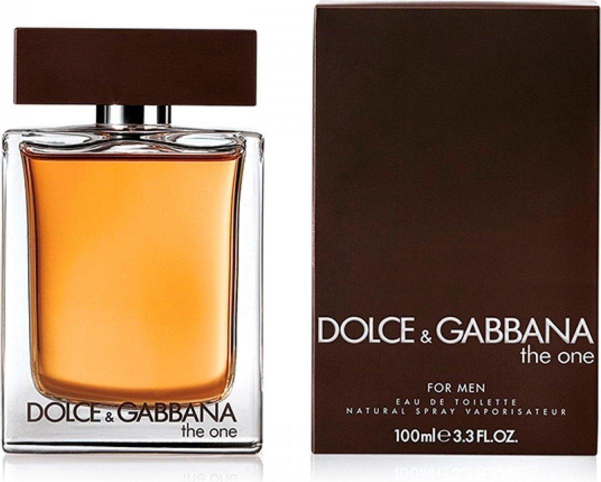 D&G The One For Men - 30 ml - Eau de Toilette - Dolce & Gabbana