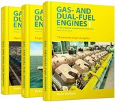 Gas-and dual-fuel engines for ship propulsion, powerplants and cogeneration