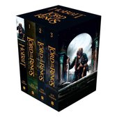 Hobbit and the Lord of the Rings Boxed Set (Fti)