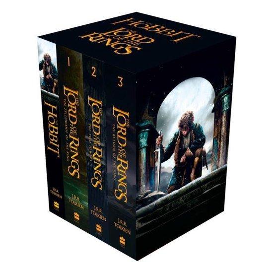 Boek cover Hobbit and the Lord of the Rings Boxed Set (Fti) van J. Tolkien (Onbekend)