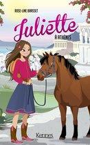 Omslag Juliette à Athènes