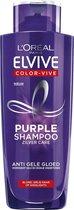 L'Oréal Paris Elvive Color-Vive Purple Shampoo - 200 ml