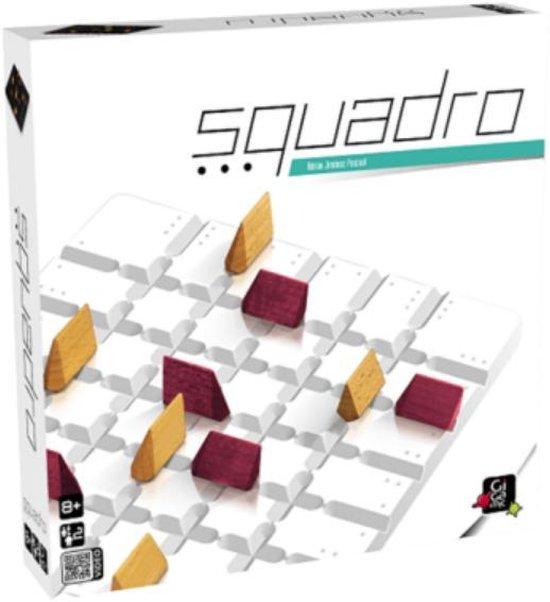 Thumbnail van een extra afbeelding van het spel Squadro Breinbreker