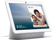Google Nest Hub Max | Smart Speaker met scherm |Chalk | EU