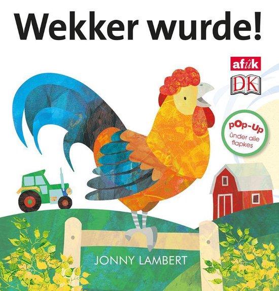 Boek cover Wekker wurde! van Melanie Joyce (Hardcover)