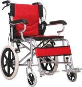 Zeer compacte lichtgewicht rolstoel