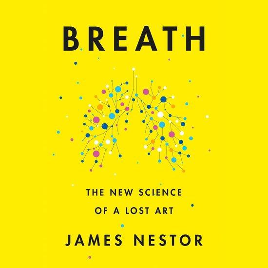 Boek cover Breath van James Nestor (Onbekend)