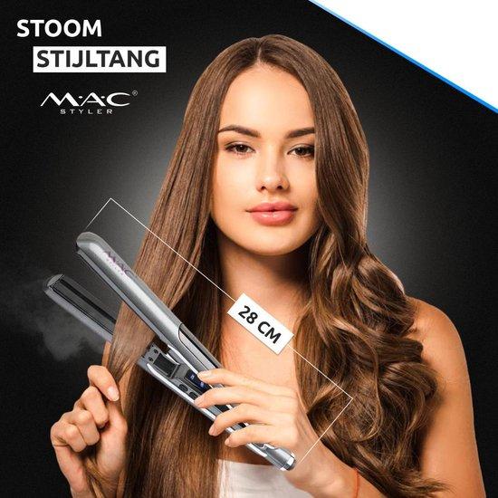 MAC Styler Steampod Stoomstijltang 2020 Stoom Stijltang