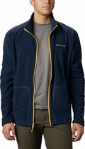 Columbia Outdoorvest Fast Trek Light Full Zip Fleece Heren - Collegiate Navy - Maat XL