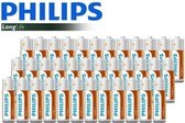 Philips AAA Longlife Batterijen - 48 stuks