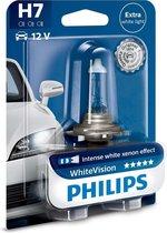 Philips WhiteVision 3700k blister 1 lamp - H7