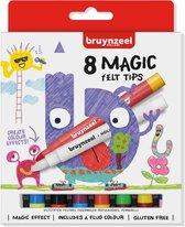 Bruynzeel Kids 8 magische stiften
