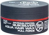 RedOne QuickSilver AQUA Hair Wax MultiPack 5 Stuks
