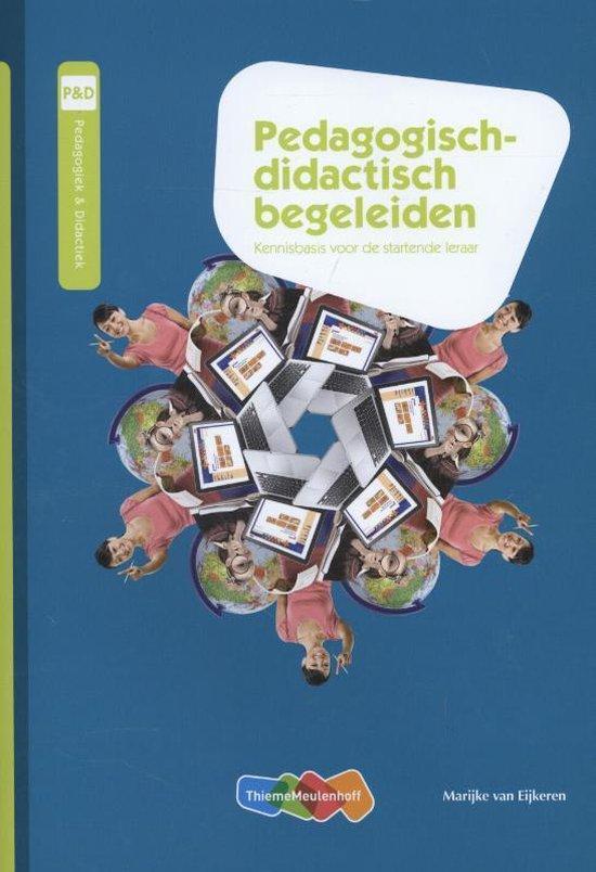 Pedagogisch didactisch begeleiden - Marijke van Eijkeren |