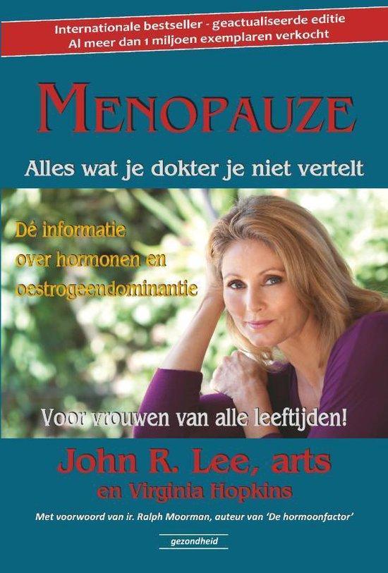 Menopauze - John R. Lee |
