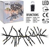 DecorativeLighting Clusterverlichting - 1512 LED - 11m - extra warm wit