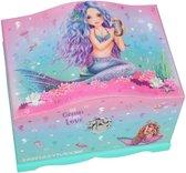 Top Model - Fantasy Model - Jewellery Box With Light - Mermaid (0410948 )