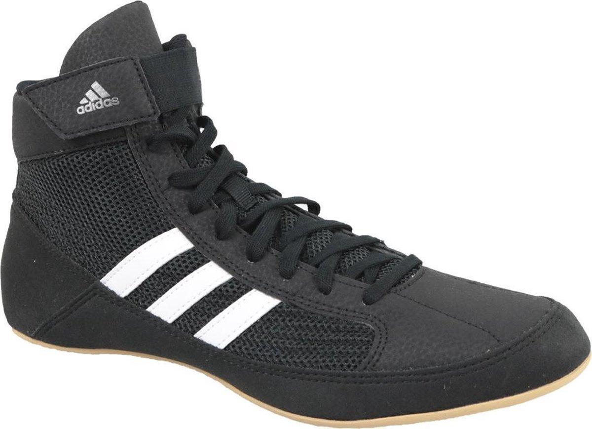 adidas HVC 2 Boksschoenen Worstelschoenen AQ3325 zwart maat: 43 13 EU