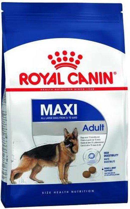 Royal Canin Maxi Adult - Hondenvoer - 15 kg