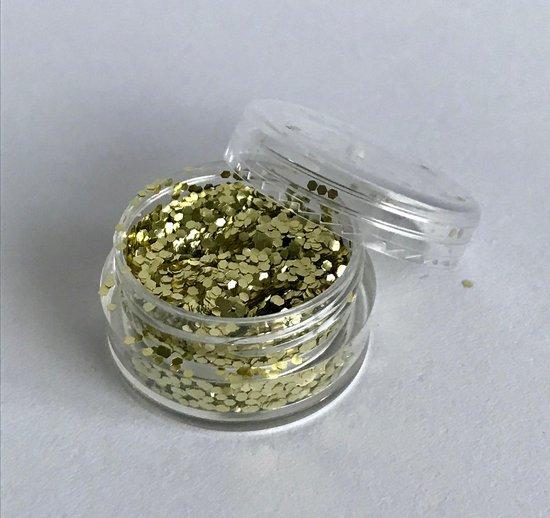 Biodegradable Chunky Face & Body Glitter - Biologisch Afbreekbare Glitter - Festival Pack