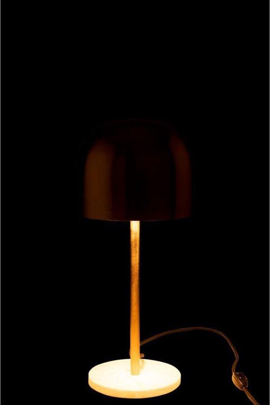 Wonderlijk bol.com | J-Line Staande lamp Tafellamp Verlichting Eettafel Lamp EQ-59