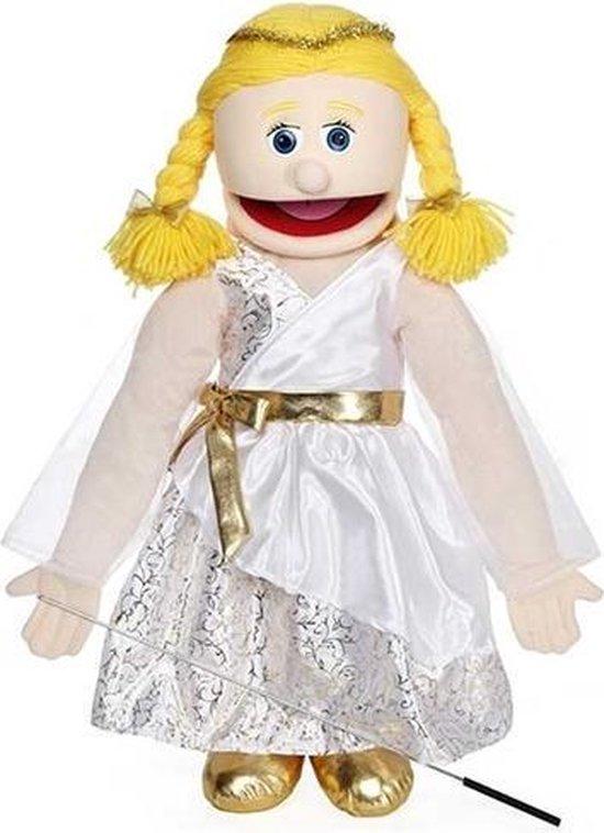 Bijbelse handpop Engel Sillypuppets 25''