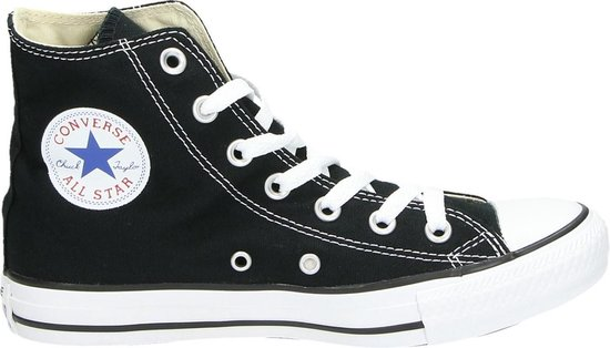 Converse Chuck Taylor All Star Sneakers Hoog Unisex - Black - Maat 40
