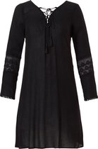 Pastunette Dames Beach Dress Zwart 16201-148-2/999-L