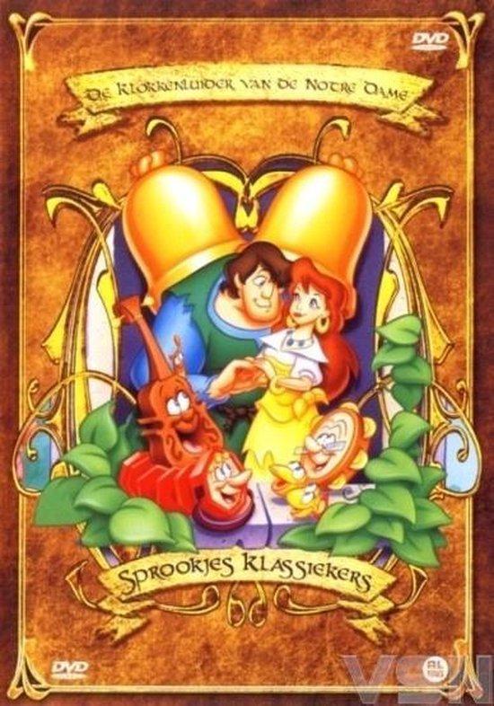 Cover van de film 'Klokkenluider Van De..'