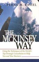 Boek cover The McKinsey Way van Ethan Rasiel